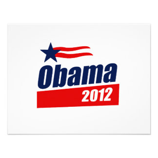 Obama 2012 invite