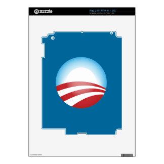 Obama 2012 iPad 2 skins