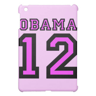Obama 2012 cover for the iPad mini