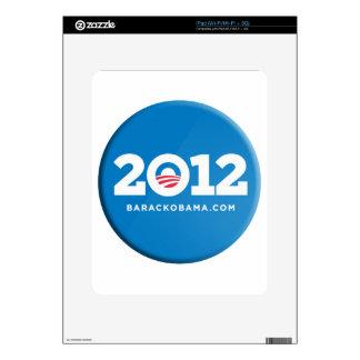 Obama 2012 iPad skin