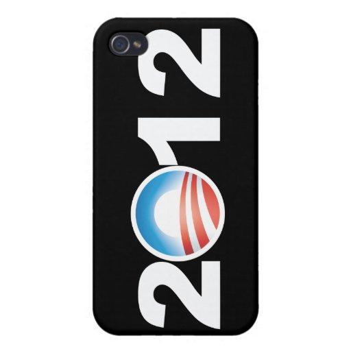 Obama 2012 iPhone 4 cobertura