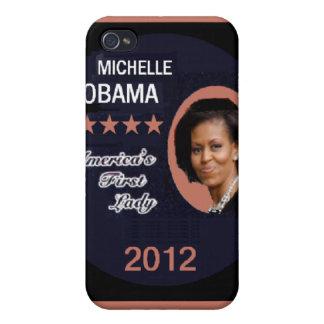 Obama 2012 iPhone 4 funda