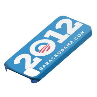 Obama 2012 iPhone 5 carcasa