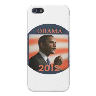 OBAMA 2012 iPhone 5 FUNDAS