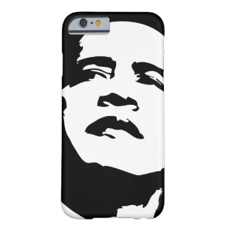 Obama 2012 iPhone 6 case Black and White