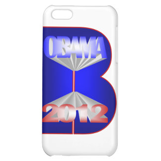 Obama 2012! cover for iPhone 5C
