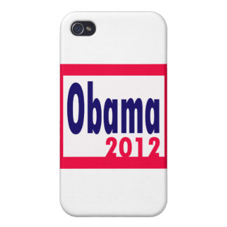 Obama-2012 iPhone 4 Covers