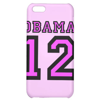 Obama 2012 cover for iPhone 5C