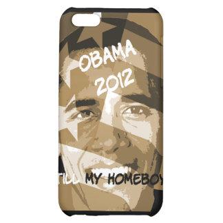 Obama 2012 iPhone 5C cover