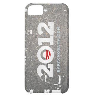 Obama 2012 iPhone Case Asphalt iPhone 5C Covers