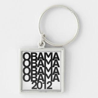 Obama 2012 keychain