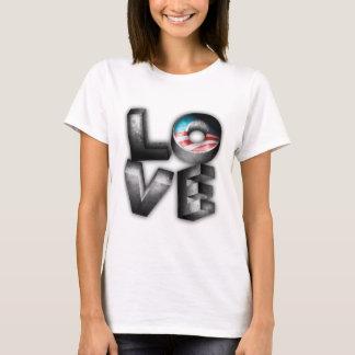 Obama 2012 L-O-V-E T-Shirt