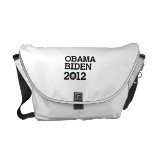 OBAMA 2012 LAYERS -.png Courier Bags