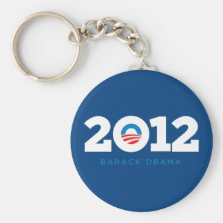Obama 2012 llavero