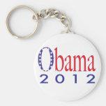 Obama 2012 llavero personalizado