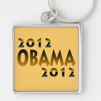 Obama 2012 llaveros