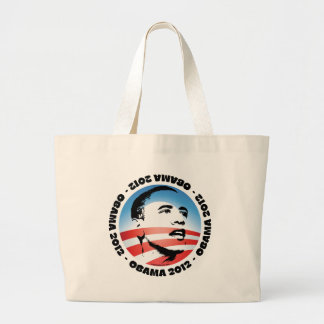 Obama 2012 Logo Bag