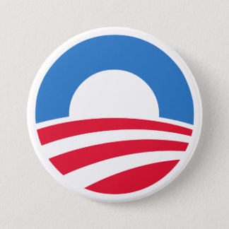 Obama 2012 Logo Button