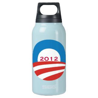 Obama 2012 Logo 10 Oz Insulated SIGG Thermos Water Bottle