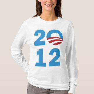 Obama 2012 Long Sleeve Shirt