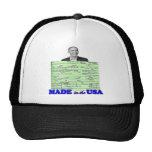 Obama 2012 Made in USA Trucker Hat