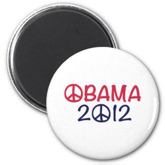 Obama 2012 fridge magnet