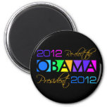 OBAMA 2012 magnet