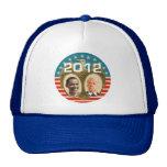 Obama 2012 mesh hats