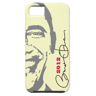 Obama 2012 Mod Vibe iPhone 5 Case