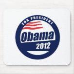 Obama 2012 mouse mats