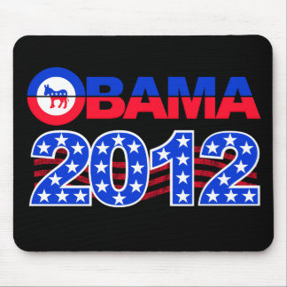 OBAMA 2012 mousepad