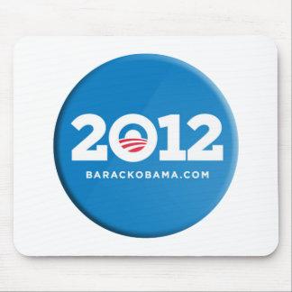 Obama 2012 mousepads