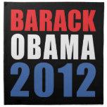 Obama 2012 napkins