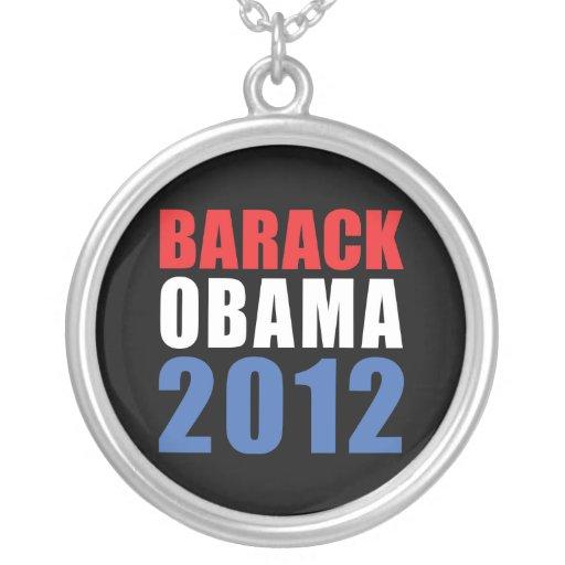 Obama 2012 custom jewelry