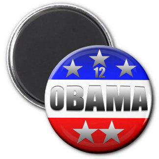 Obama 2012 Obama Magnet