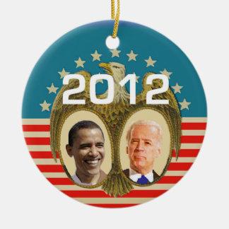 Obama 2012 Ornament