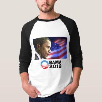 Obama 2012 (Patriotic) T-Shirt