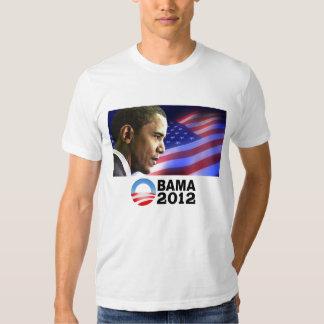 Obama 2012 (patriótico) poleras