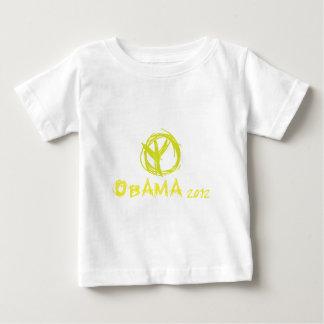 OBAMA-2012-PEACE BABY T-Shirt
