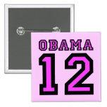 Obama 2012 pins