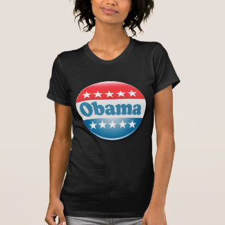 Obama 2012 camiseta