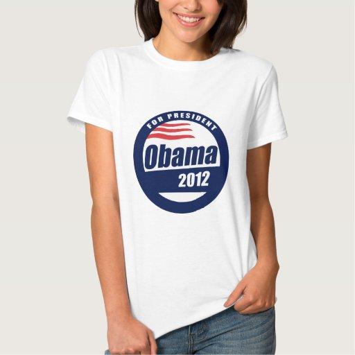Obama 2012 playeras