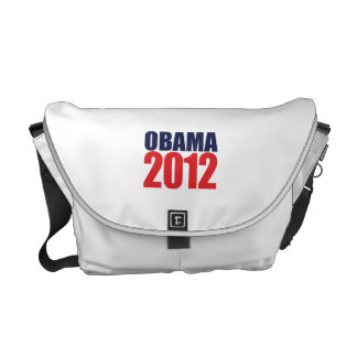 OBAMA 2012 -.png Commuter Bags