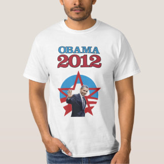 Obama 2012 polera