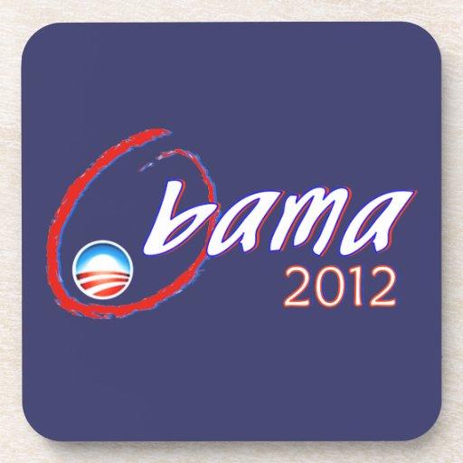 Obama 2012 posavaso