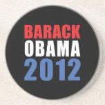 Obama 2012 posavasos personalizados