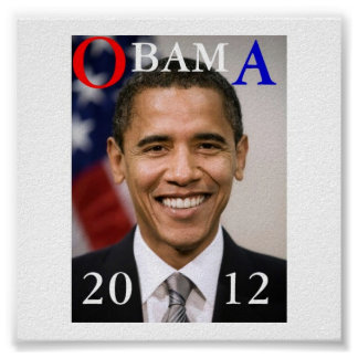 OBAMA 2012 POSTERS