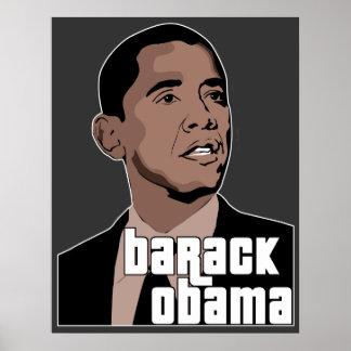 Obama 2012 print