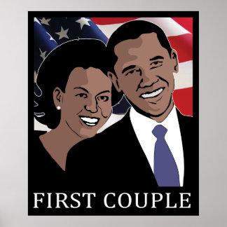 Obama 2012 póster