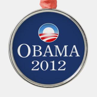 Obama 2012 Premium Ornament